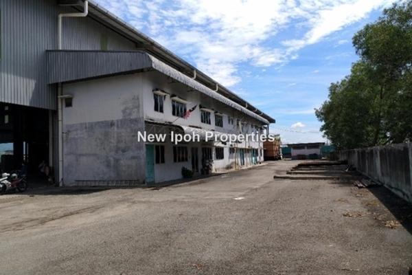 For Rent Land at Kampung Tersusun Pengkalan Pegoh, Ipoh Leasehold Unfurnished 0R/0B 3k