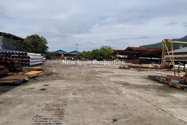 For Rent Land at Kawasan Perindustrian Silibin, Ipoh Leasehold Unfurnished 0R/0B 3k