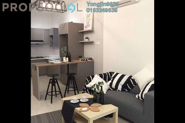 For Rent Serviced Residence at Da Men, UEP Subang Jaya Freehold Fully Furnished 2R/1B 2.6k