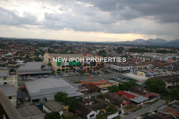 For Rent Condominium at Damaipuri Condominium, Ipoh Leasehold Unfurnished 3R/2B 2k