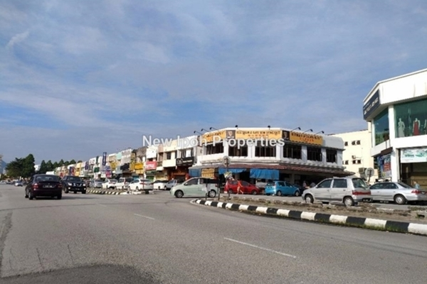 For Rent Shop at Ipoh Garden, Ipoh Leasehold Unfurnished 0R/1B 1.63k
