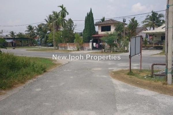 For Sale Land at Tasek Industrial Estate, Ipoh Leasehold Unfurnished 0R/0B 88k