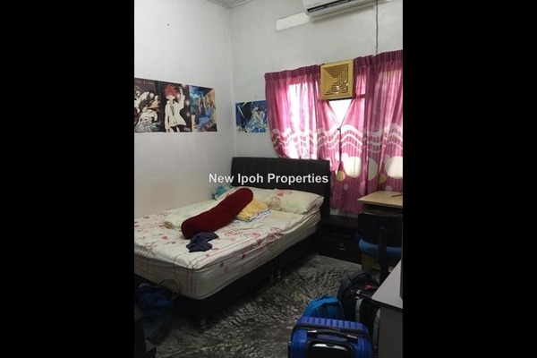 For Sale Bungalow at Kampung Baru Menglembu, Menglembu Leasehold Unfurnished 3R/2B 186k