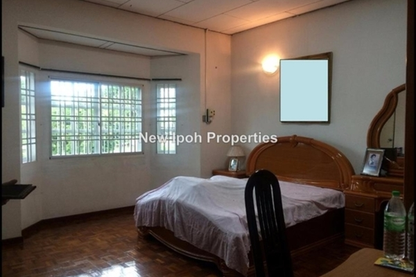 For Sale Terrace at Taman Desa Kenchana, Ipoh Leasehold Unfurnished 3R/3B 350k