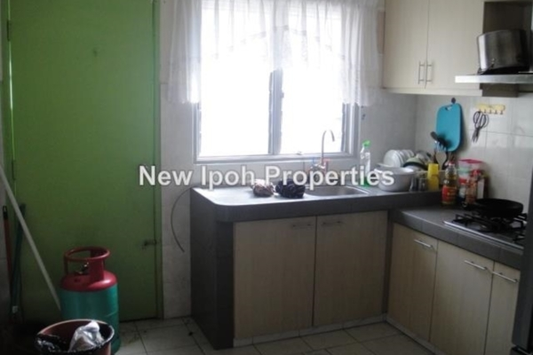 For Rent Terrace at Taman Pakatan Jaya, Ipoh Leasehold Unfurnished 4R/2B 1.1k
