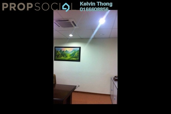 For Sale Office at NZX Commercial Centre, Ara Damansara Freehold Fully Furnished 0R/2B 569.0千