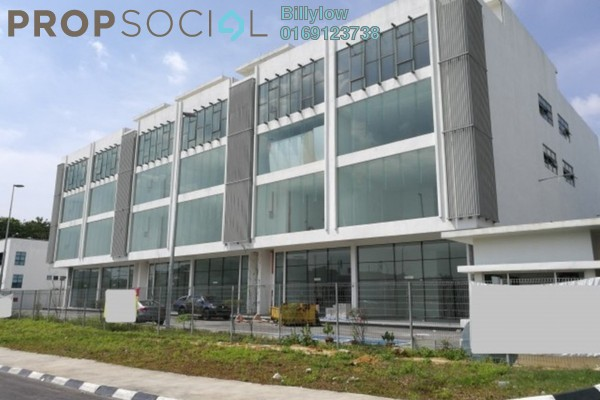 For Rent Factory at Hicom Glenmarie, Shah Alam Freehold Unfurnished 0R/0B 25k
