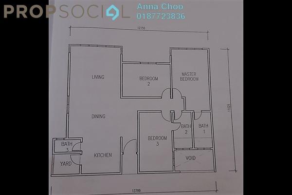For Sale Condominium at Koi Kinrara, Bandar Puchong Jaya Freehold Semi Furnished 3R/3B 498k