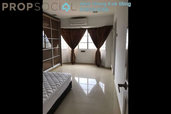 For Rent Condominium at BAM Villa, Cheras Freehold Semi Furnished 2R/2B 1.5k