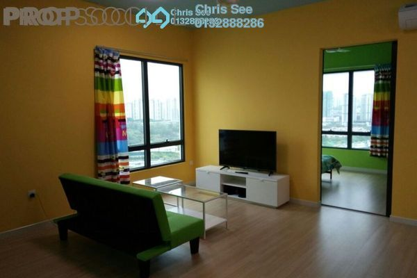 For Rent Condominium at You One, UEP Subang Jaya Freehold Fully Furnished 1R/1B 2.5k