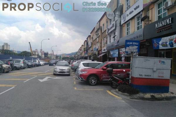 For Rent Shop at Laman Rimbunan, Kepong Freehold Unfurnished 0R/1B 7k