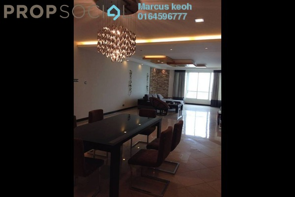 For Rent Condominium at Gurney Beach, Gurney Drive Freehold Fully Furnished 3R/2B 3.3k