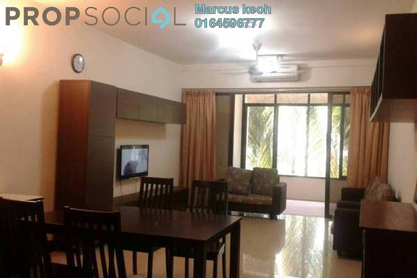 For Rent Condominium at Miami Green, Batu Ferringhi Freehold Fully Furnished 3R/2B 2.3k