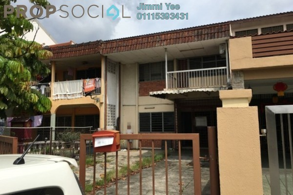 For Rent Terrace at Bandar Baru Sri Petaling, Sri Petaling Freehold Unfurnished 4R/3B 1.6k