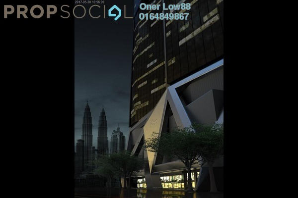 For Sale Condominium at M101˚ SkyWheel, KLCC Freehold Unfurnished 1R/1B 500k