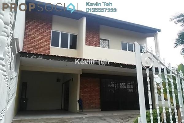 For Sale Semi-Detached at Jalan Bangsar, Kuala Lumpur Freehold Semi Furnished 4R/4B 3.5m