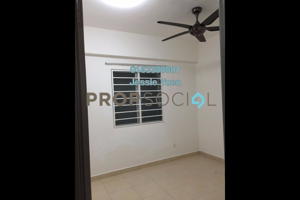 For Rent Condominium at Taman Raintree, Batu Caves Freehold Semi Furnished 3R/2B 1.2k
