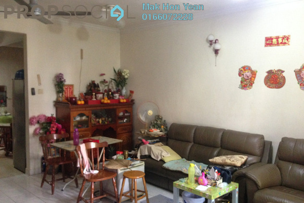 For Sale Terrace at PU10, Bandar Puchong Utama Freehold Semi Furnished 4R/3B 525k