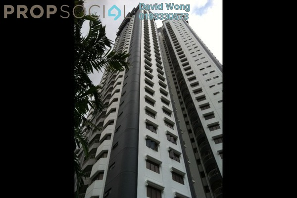 For Sale Condominium at Kiaramas Cendana, Mont Kiara Freehold Semi Furnished 3R/3B 1.35m
