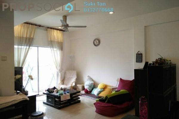 For Sale Condominium at Anggun Puri, Dutamas Freehold Semi Furnished 3R/2B 800k