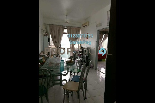 For Sale Condominium at Ferringhi Delima Condominiums, Batu Ferringhi Freehold Semi Furnished 3R/2B 388k