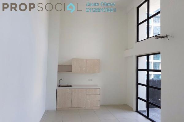 For Rent Condominium at Empire City, Damansara Perdana Freehold Semi Furnished 0R/2B 1.3k