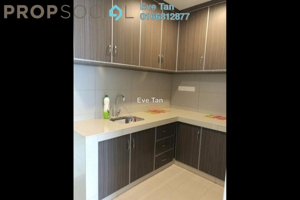 For Sale Condominium at Casa Green, Bukit Jalil Freehold Semi Furnished 3R/4B 645k