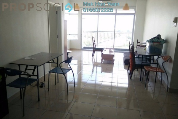 For Sale Condominium at Prima U1, Shah Alam Freehold Fully Furnished 3R/2B 368k