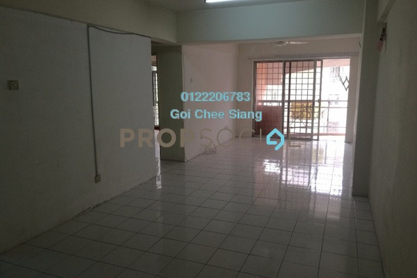 For Rent Apartment at Vista Saujana, Kepong Freehold Unfurnished 3R/2B 1k
