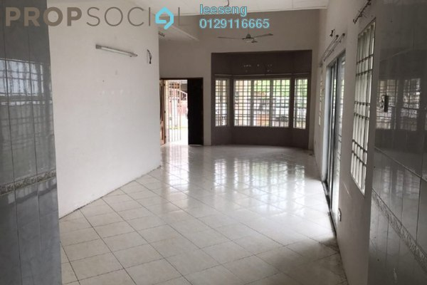 For Rent Semi-Detached at Mutiara Bukit Raja 2, Klang Freehold Unfurnished 3R/2B 1k