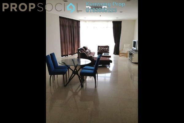 For Rent Condominium at Idaman Residence, KLCC Freehold Fully Furnished 3R/3B 4.3k