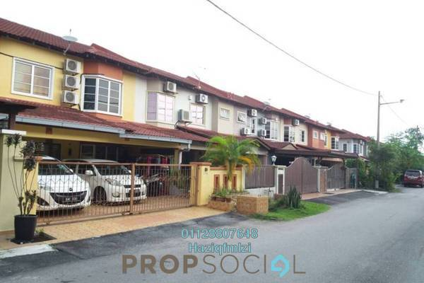 For Rent Terrace at Bandar Sunway Semenyih, Semenyih Freehold Fully Furnished 4R/4B 1.8k