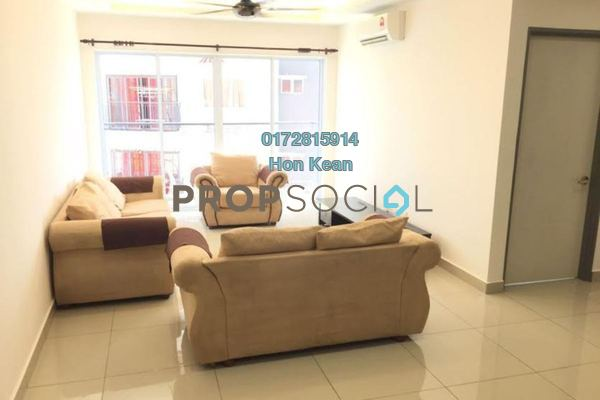 For Rent Condominium at Koi Prima, Puchong Freehold Semi Furnished 3R/2B 1.25k