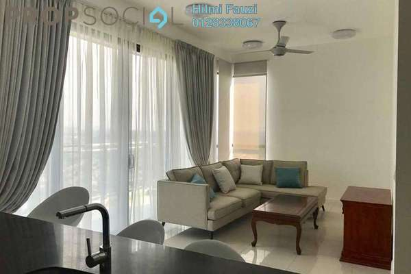 For Rent Serviced Residence at Nadi Bangsar, Bangsar Freehold Fully Furnished 2R/2B 5.9k