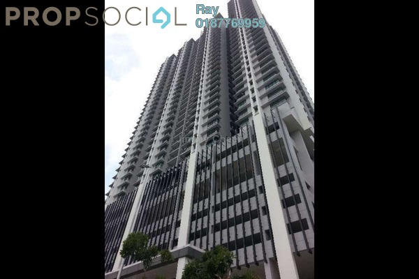 For Rent Condominium at Altitude 236, Cheras Freehold Semi Furnished 3R/2B 2.8k