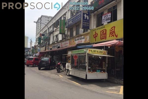 For Rent Shop at Prima Setapak I, Setapak Freehold Unfurnished 0R/2B 2.5k