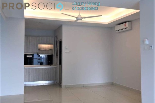 For Rent Condominium at Saville @ The Park, Pantai Freehold Semi Furnished 4R/3B 3.5k