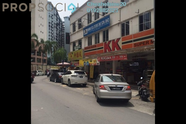 For Rent Shop at Prima Setapak I, Setapak Freehold Unfurnished 0R/2B 2.5k