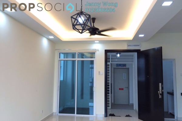 For Rent Condominium at Saville @ The Park, Pantai Freehold Semi Furnished 3R/2B 2.4k