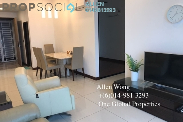 For Rent Condominium at Paragon Residences @ Straits View, Johor Bahru Freehold Fully Furnished 3R/2B 3.5k