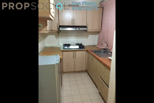 For Rent Condominium at Cyberia SmartHomes, Cyberjaya Freehold Fully Furnished 3R/2B 1.15k