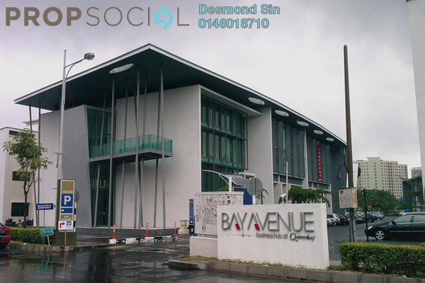 For Sale Shop at BayAvenue, Bayan Indah Freehold Unfurnished 3R/3B 3.5m