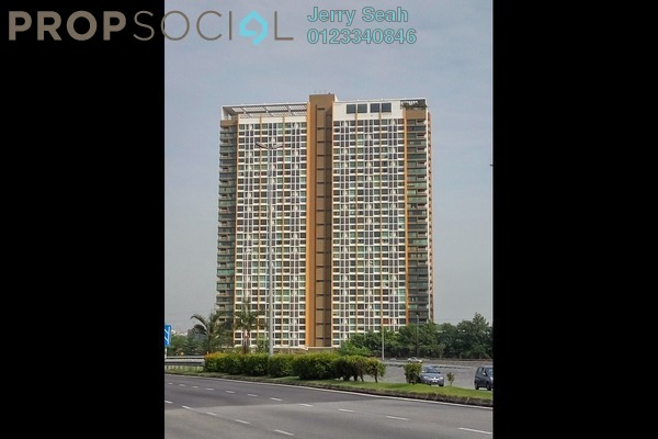 For Rent Condominium at Subang SoHo, Subang Jaya Freehold Fully Furnished 1R/1B 1.7k