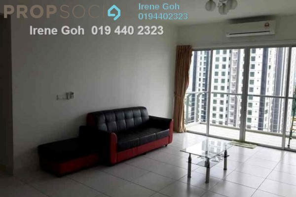 For Rent Condominium at Elit Heights, Bayan Baru Freehold Fully Furnished 4R/2B 2.6k