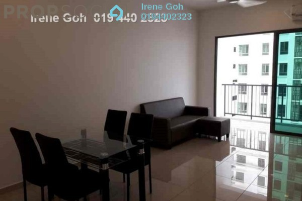 For Rent Condominium at Ideal Vision Park, Sungai Ara Freehold Fully Furnished 3R/2B 1.5k
