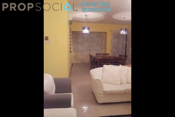 For Rent Condominium at Desa Impiana, Puchong Freehold Fully Furnished 3R/3B 2.1k