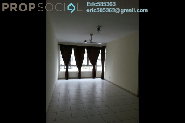 For Sale Condominium at The Tamarind, Sentul Freehold Semi Furnished 3R/2B 595k