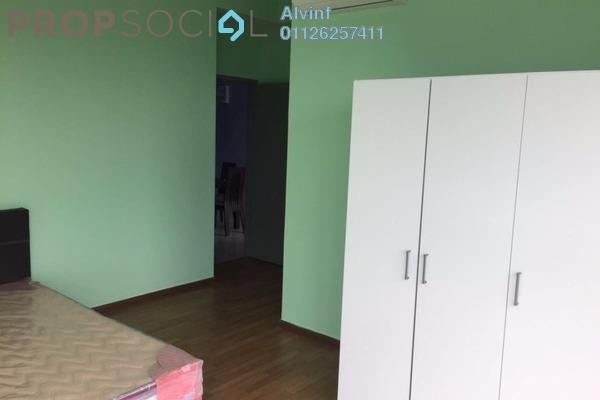 For Rent Condominium at One South, Seri Kembangan Freehold Fully Furnished 3R/2B 2.55k