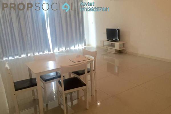 For Rent Condominium at Savanna 2, Bukit Jalil Freehold Fully Furnished 4R/3B 3.5k