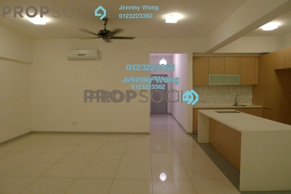 For Sale Condominium at Villa Orkid, Segambut Freehold Semi Furnished 3R/3B 830k